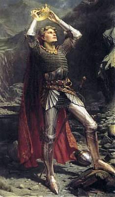 Arthurian Legends Illustrated Part I
